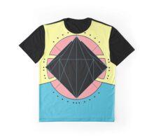 Shining Mountains Graphic T-Shirt