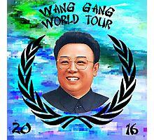 Wang Gang World Tour I Photographic Print