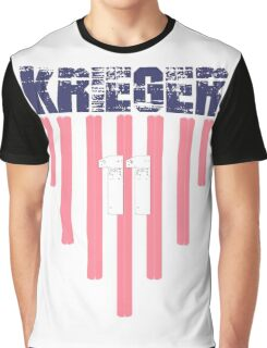 Ali Krieger #11 | USWNT Olympic Roster Graphic T-Shirt
