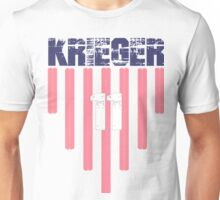 Ali Krieger #11 | USWNT Olympic Roster Unisex T-Shirt