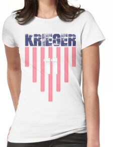 Ali Krieger #11   USWNT Olympic Roster Womens Fitted T-Shirt