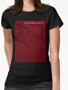 Beach House - Depression Cherry Womens Fitted T-Shirt