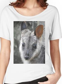 Rock Wallaby Women's Relaxed Fit T-Shirt