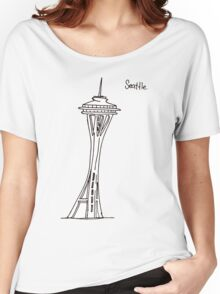 Seattle Women's Relaxed Fit T-Shirt