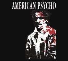 American Psycho Patrick Bateman by GuitarManArts