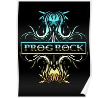 PROG ROCK - california chrome Poster