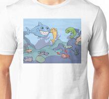 Ocean Shenanigans  Unisex T-Shirt