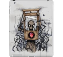 Guillotine Heart iPad Case/Skin