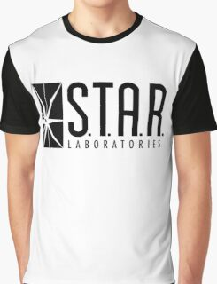 S.T.A.R. Laboratories Graphic T-Shirt