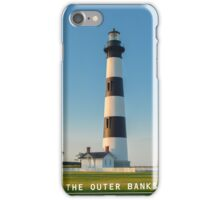 Bodie Island Light - Outer Banks. iPhone Case/Skin