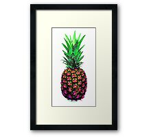 Passion pineapple Framed Print