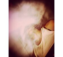 Clouds of Smoke  Photographic Print