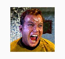 Captain Kirk Polyart Unisex T-Shirt