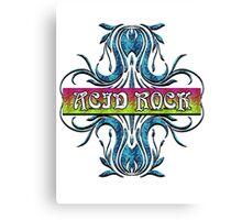 ACID ROCK Canvas Print
