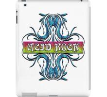 ACID ROCK iPad Case/Skin