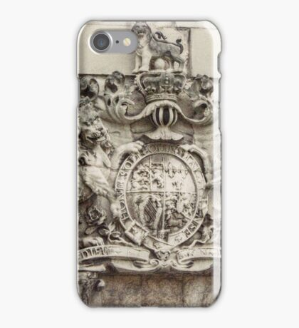 Royal Coat of Arms iPhone Case/Skin