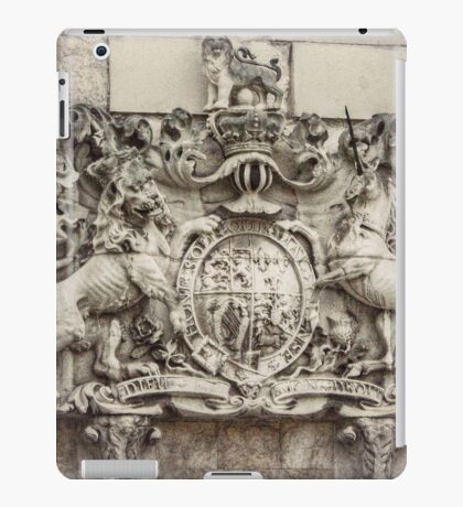 Royal Coat of Arms iPad Case/Skin