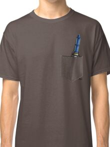 12th Doctor Sonic Screwdriver Classic T-Shirt