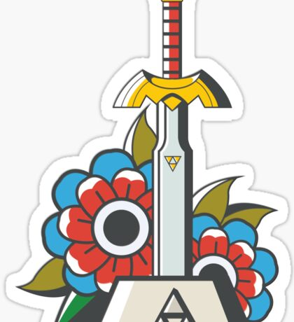 It's the Sword that is also a Master. Sticker