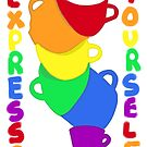 Expresso Yourself  by Clare Colins