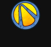 Borderlands 3 - Blue and Yellow Moon Vault Symbol/Logo Unisex T-Shirt