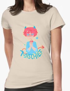 Mischief Womens Fitted T-Shirt