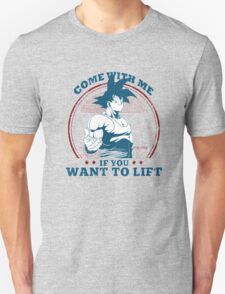 Lift With Me Unisex T-Shirt