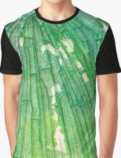 Broken Glass Watercolor Venus Mosaic Graphic T-Shirt
