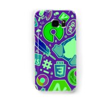 Code Like A Girl  Samsung Galaxy Case/Skin