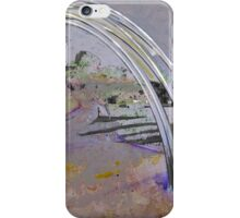 Arch and Impression of a Landscape  iPhone Case/Skin