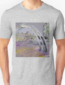 Arch and Impression of a Landscape  Unisex T-Shirt