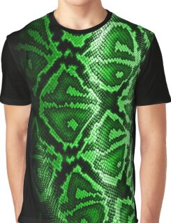 SERPIENTE VERDE Graphic T-Shirt