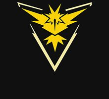Pokemon - Pokemon GO Team Instinct Logo (Yellow) Unisex T-Shirt