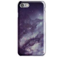 Galat Galaxy BLUE iPhone Case/Skin
