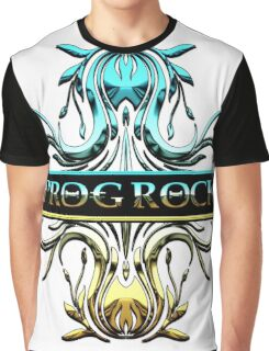 PROG ROCK - white background Graphic T-Shirt
