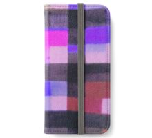 Purple Patches iPhone Wallet/Case/Skin
