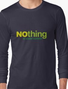 NOthing Long Sleeve T-Shirt
