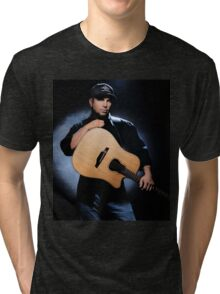 Garth Brooks Style Tri-blend T-Shirt