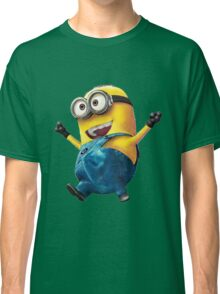 happy minion Classic T-Shirt