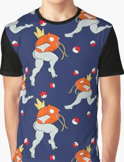 Magikarp Man . Pokemaid  Graphic T-Shirt