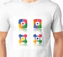 set of icons Unisex T-Shirt