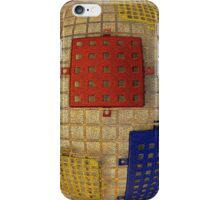 Egg Container iPhone Case/Skin