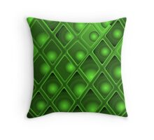 Gradient three Throw Pillow