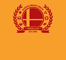 Smash Club -(Red) Unisex T-Shirt