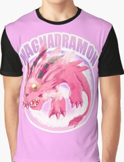 digimon magnadramon holydramon Graphic T-Shirt