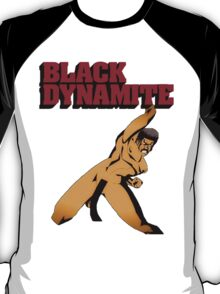 Black Dynamite T-Shirt