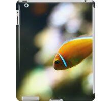 Lone fish iPad Case/Skin