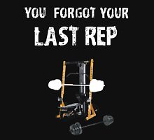 You forgot your last rep Tank Top