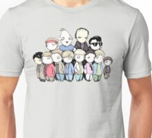 Goonies Vs Monster Squad Unisex T-Shirt
