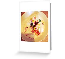 Icecream & Sprinkles Greeting Card